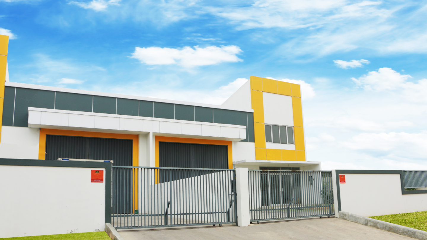 Jababeka Supporting Industrial Building - Featured