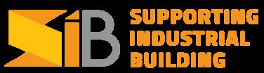 Logo Supporting Industrial Building - SIB - Jababeka